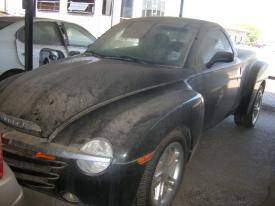 Salvage Chevrolet Ssr Cars For Sale And Auction